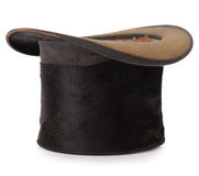 Odgórny kapelusz Obrazy Stock