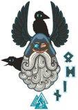 Odin Stock Image
