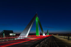 Odins-Brücke Lizenzfreies Stockbild
