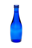 Odizolowywać butelki woda Zdjęcia Stock