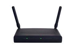 Odizolowywa modemu routera Zdjęcia Royalty Free