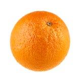 Odizolowywająca na biel pomarańcze owoc Obrazy Stock