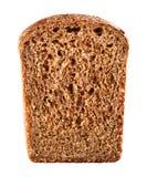 Odizolowywający świeży chleb Fotografia Royalty Free