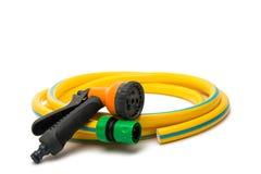 odizolowywający ogrodowy wąż elastyczny Zdjęcia Royalty Free
