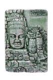 odizolowywający sztuki cambodian obraz royalty free