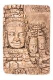 odizolowywający sztuki cambodian obrazy stock
