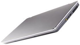 Odizolowywający zamknięty laptop Obraz Royalty Free