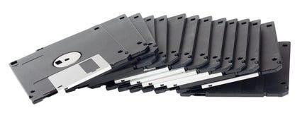 odizolowywający dyska floppy Obraz Stock