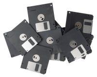 odizolowywający dyska floppy Obraz Royalty Free