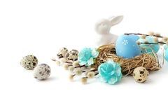 odizolowywający Easter jajka Zdjęcia Royalty Free