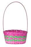 odizolowywający koszykowy Easter Zdjęcia Royalty Free