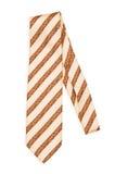 Odizolowywający szyja krawat Obraz Royalty Free