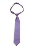 Odizolowywający szyja krawat Zdjęcie Royalty Free