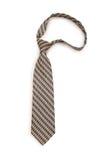 Odizolowywający szyja krawat Obraz Stock