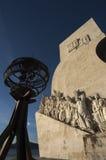 Odkrycie Pomnikowi Fotografia Royalty Free