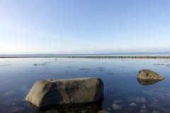 Odkrycie wyspy Zdjęcie Royalty Free