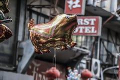 Odkrywczość szybko się zwiększać sprzedawanie na ulicie obrazy stock
