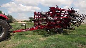 Odla traktordemonstration lager videofilmer