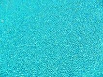 Odległa basen woda w lecie Obraz Royalty Free