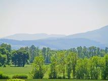 odległe wzgórza Fotografia Stock