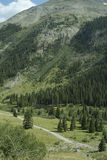 Kolorado Halny jezioro 2 Fotografia Royalty Free