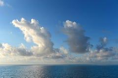 Odległy Isalnds przy morzem Fotografia Royalty Free