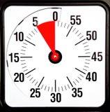 odliczanie zegaru ostatecznego terminu rozkładu spotkań biznesowy pojęcie Obrazy Stock
