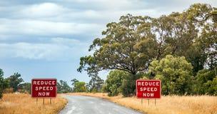 Odludzie przy Dubbo Australia Zdjęcie Stock