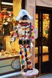 Odmianowy Wenecki mannequin Zdjęcie Royalty Free