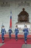 Odmienianie strażnicy przy CKS Memorial Hall Zdjęcie Royalty Free
