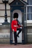 odmienianie strażnicy Obraz Royalty Free