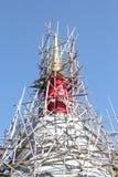 Odnawia pagodę Obrazy Royalty Free