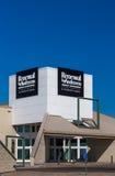 Odnowienie Andersen handlu detalicznego sala wystawowej powierzchownością Obraz Royalty Free