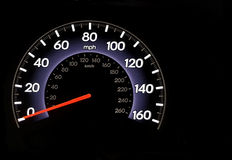 Odometer Royalty Free Stock Photos