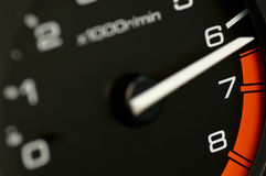 Odometer Stock Photography