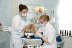 Odontoiatria Immagini Stock