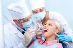 Odontologia fotos de stock royalty free