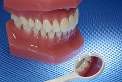 Odontologia Fotografia de Stock