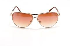 odosobneni eleganccy okulary przeciwsłoneczne zdjęcia stock