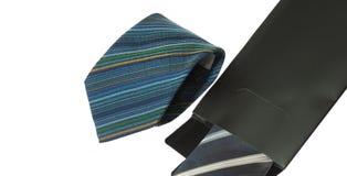odosobneni krawaty Fotografia Royalty Free