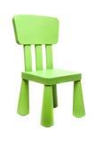 odosobneni krzesło dzieciaki obraz stock
