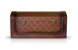 Odosobniona bagażnik klatka piersiowa zdjęcie royalty free