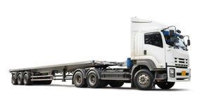 odosobniona ciężarówka zdjęcie royalty free