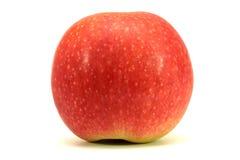 odosobniona jabłko czerwień Fotografia Royalty Free