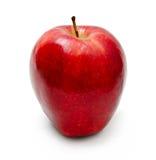odosobniona jabłko czerwień obraz royalty free