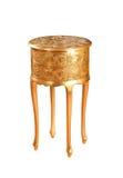 odosobniona luksusu stołu toaleta Obrazy Royalty Free