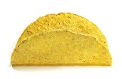 Odosobniona pusta taco skorupa zdjęcia royalty free