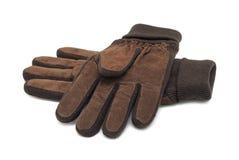 odosobniona rękawiczki zima Obrazy Stock