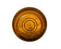 Odosobniona round drzwiowa rękojeść z dekoracyjnymi elementami, drzwiowi decora Obrazy Royalty Free
