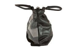 odosobniona torby dama Zdjęcie Royalty Free